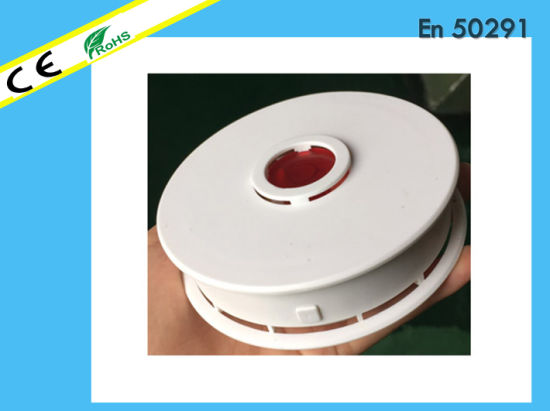 Homey Safety Security Alarm Smoke Gas Heat Fire Co Detector pictures & photos