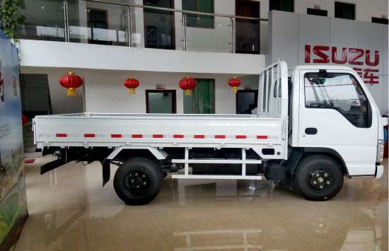 Isuzu Mini Truck/Light Truck (diesel, Single Cabin)