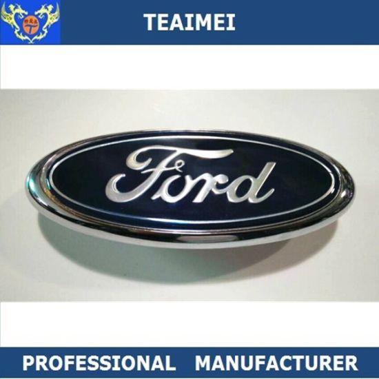 China Car Logo Abs Chrome Car Badges Emblems For Auto Parts China