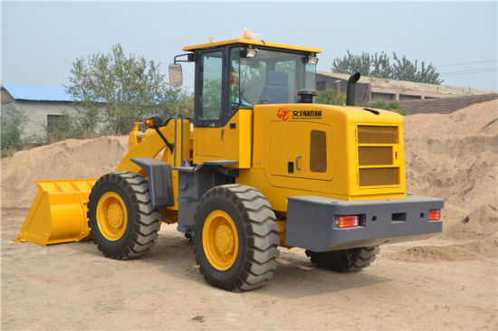 3ton 1.7m3 Cmb Bucket Wheel Loader with Quick Coupler pictures & photos