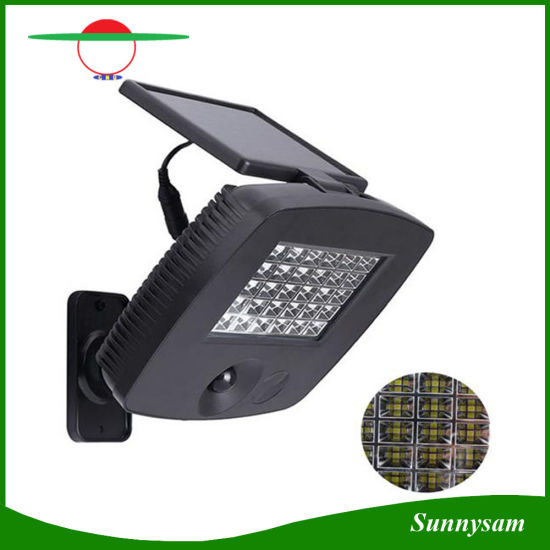 china outdoor emergency lighting waterproof 200lm 30 led solar power