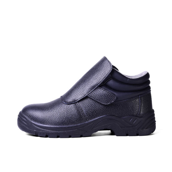 S1p Steel Head and Steel Bottom Anti-Static Safety Shoe