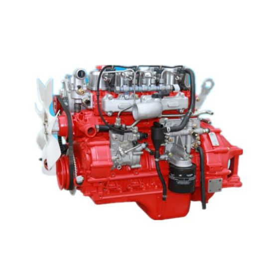 65kw/3200rpm 4 Cylinder 2 156L Water Cooled Quanchai Diesel Engine  (4A2-88C53)