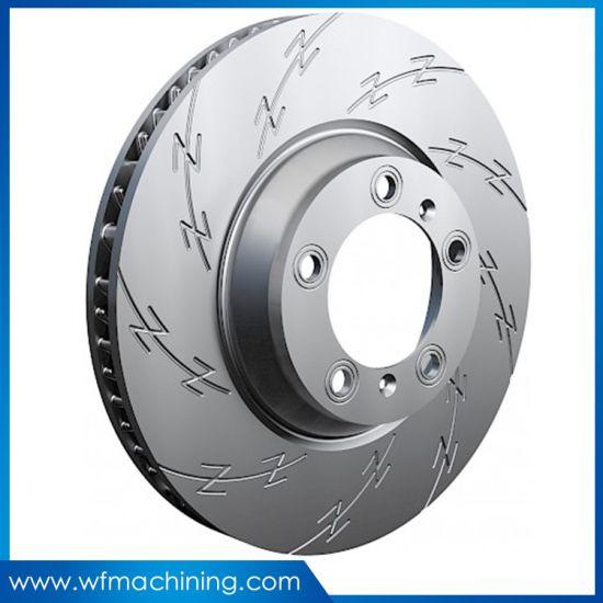 OEM Steel Machining Auto Car Motorcycle Brake Discs for Honda
