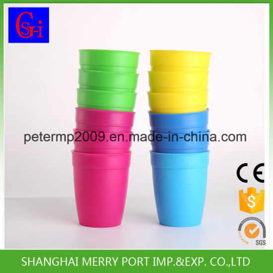 BPA Free Cheap Reusable Plastic Cup pictures & photos