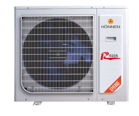DC Inverter Air to Water Heat Pump for Cooling, Heating and Sanitary Hot Water