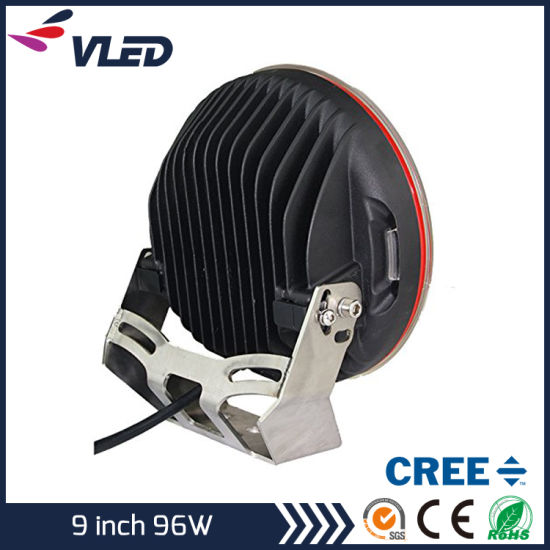 Super New! ! 9inch 96W LED Driving Light Best Products for Import Auto Parts Round LED Work Light, LED Driving pictures & photos
