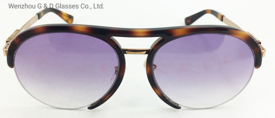 Great Design Model China Factory Wholesale Acetate Frame Sunglasses