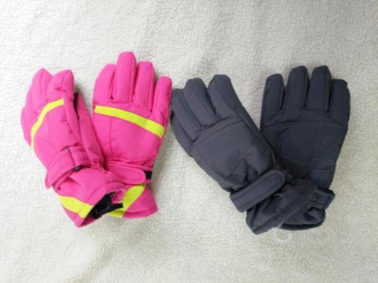 Kids Ski Glove/Kid's Fingered Glove/Children Ski Glove/Children Winter Glove/Detox Glove/Okotex Glove/Mitten Ski Glove/Mitten Winter Glove