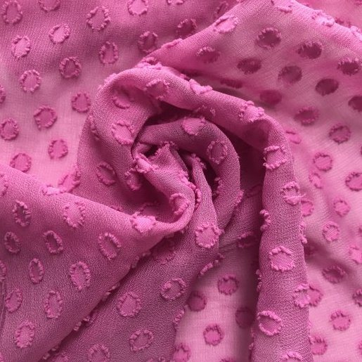 Any Design Silk Chiffon Fabric