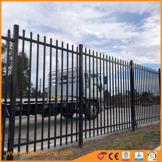 Wholesale China Factory Manufacture Aluminum Alloy Fence Panels