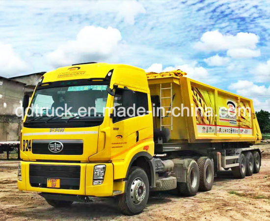 Popular Model FAW tractor truck/ LNG CNG Tractor Head