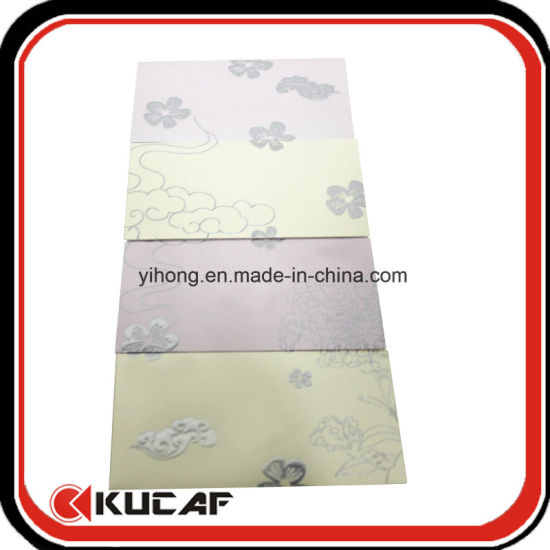 china custom wedding envelope red packet in guangzhou china