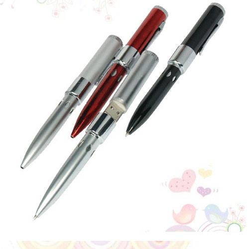 Supply Laser USB Pen USB Writing Pen USB Pen Body OEM Custom Logo 256GB