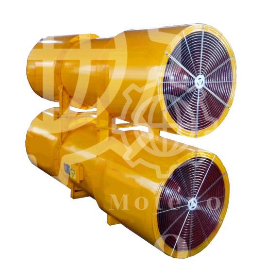 Energy Efficiency High Capacity Mine Ventilate Axial Flow Type Fan