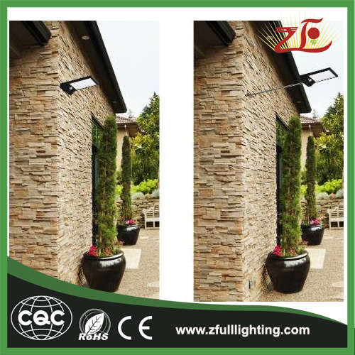 6W Ce, RoHS Certificate Easy Installation Outdoor LED Solar Wall Light pictures & photos
