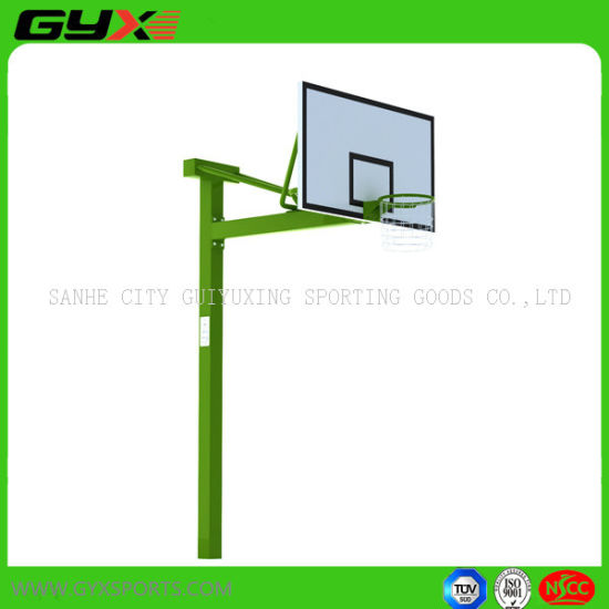 Outdoor Fitness Equipment Outdoor Square Tube Basketball Stands pictures & photos