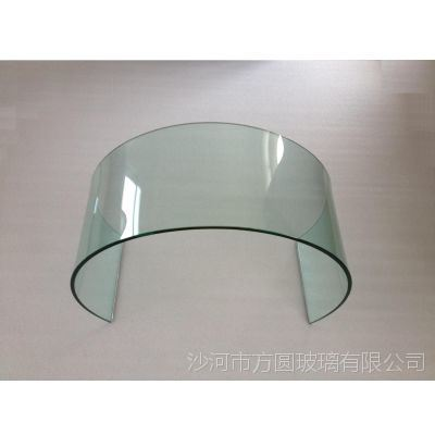 Low Prices Thick 5mm 10mm Curved Tempered Float Glass for Car Factory