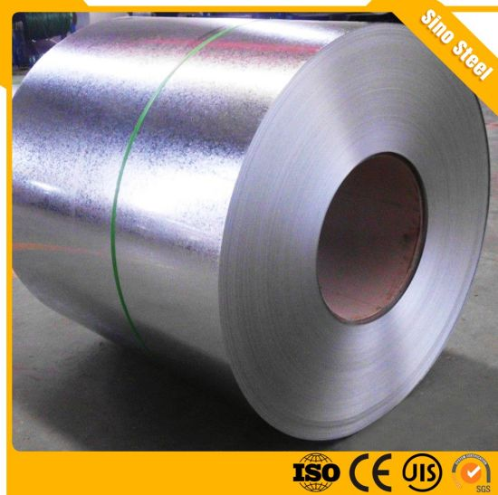 Dx53D Z100 Galvanized Steel Sheet Roll for Construction pictures & photos