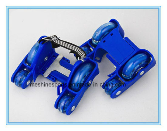 Best Selling Four Wheel Hot Flashing Rollers pictures & photos