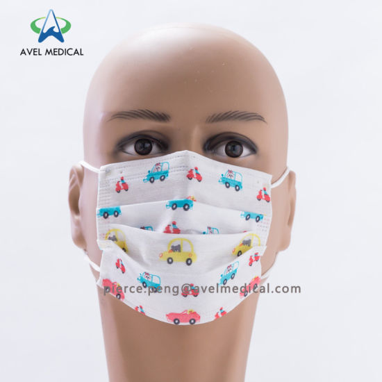 cute medical face mask disposable