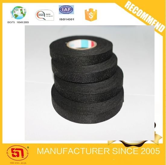 Like Tesa 51608 Cloth Fleece Tape for Automotive Wrie Harness Asion Resistant Wire Harness Tape on