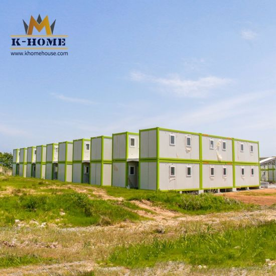 Construction Site Container Accommodation House