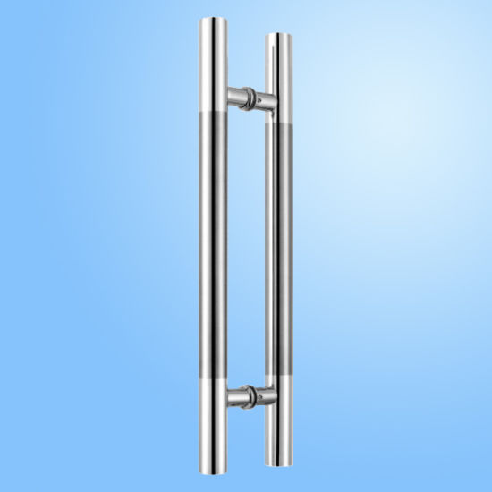 Stainless Steel Glass Door Handle for Door (FS-1867) pictures & photos
