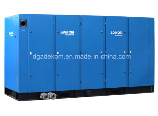 Water Cooled Lubricated Direct Driven Screw Air Compressor (KG315-13) pictures & photos