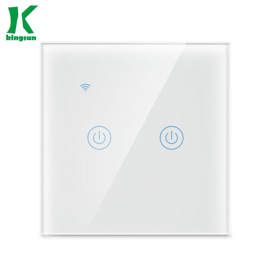 Tuya APP EU Standard Type WiFi Light Switch
