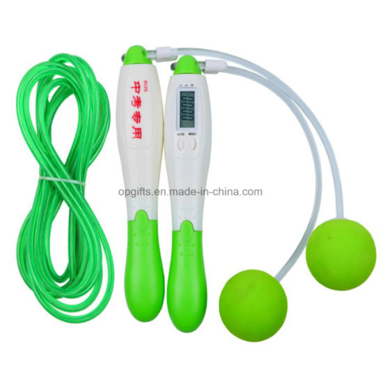 Digital Counter Jump Ropes Fitness Sport Skipping Ropes pictures & photos