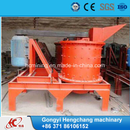 Fine Output Vertical Coal Compound Crusher for Sale pictures & photos