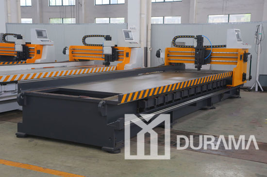 DRL V Groove Machine, Sheet Metal V Slotting Machine, V Cutting Machine, V Groove Cutting Machine, Durama Metal Grooving Machine, Plate Slotting Machine pictures & photos