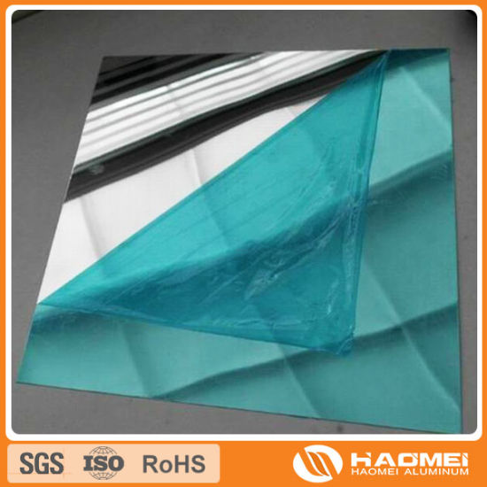 1060 1070 Polished Aluminium Sheet Suppliers for Lighting pictures & photos