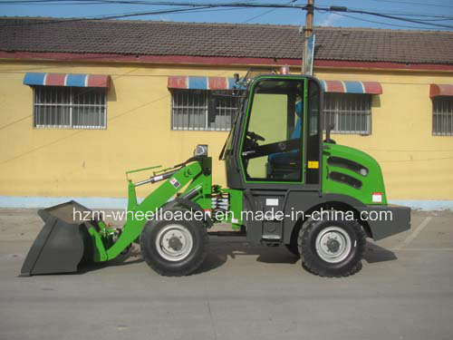 Hzm Jn910 1.0t Small Mini Wheel Loaders pictures & photos