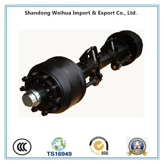 Trailer Axle Germany Type Axle with Competitive Price pictures & photos