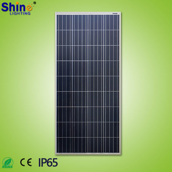 Factory Directly-Selling More Competitive 150W Mono or Poly Solar Panel pictures & photos