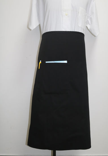 High Quality Restaurant Bartender Barista Kitchen Cooking Bistro Cloth Apron