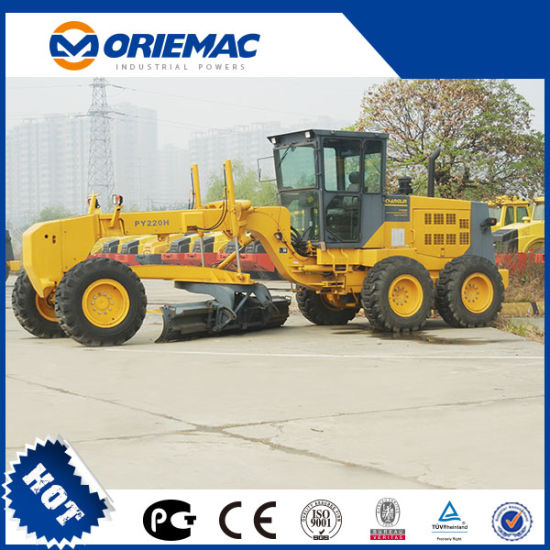 China Changlin 220HP 722h Road Construction Machinery Equipment