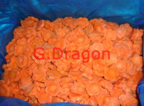 Low Profit New Season Frozen Carrots