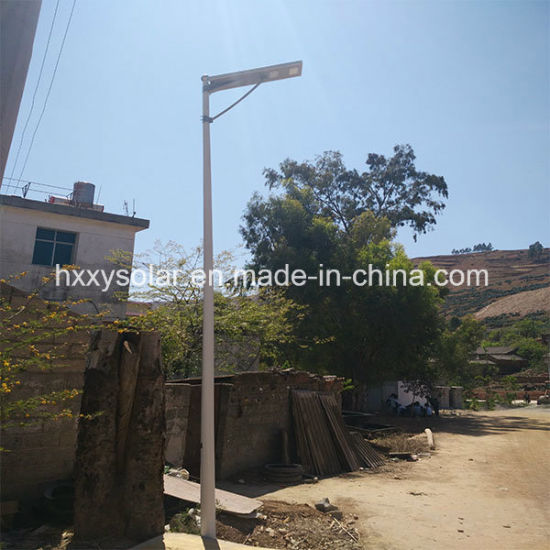 Factory Price 6W-120W All in One Solar LED Street Light with High Brightness