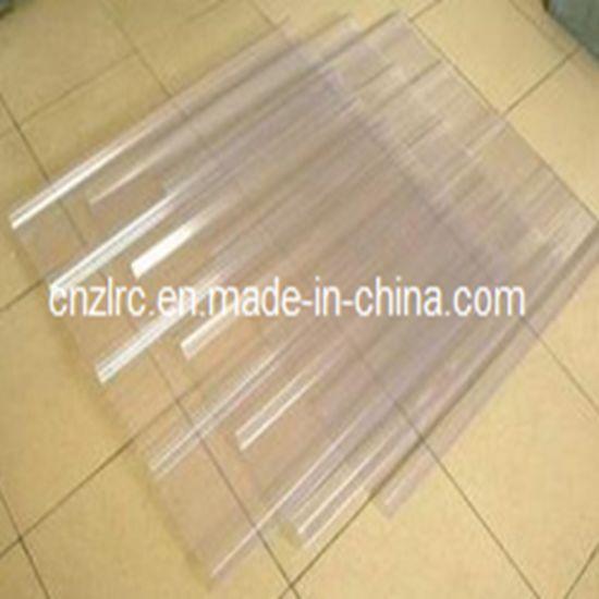 FRP Clear Corrugated Fiberglass Roof Panels Transparent Plastic Sheets