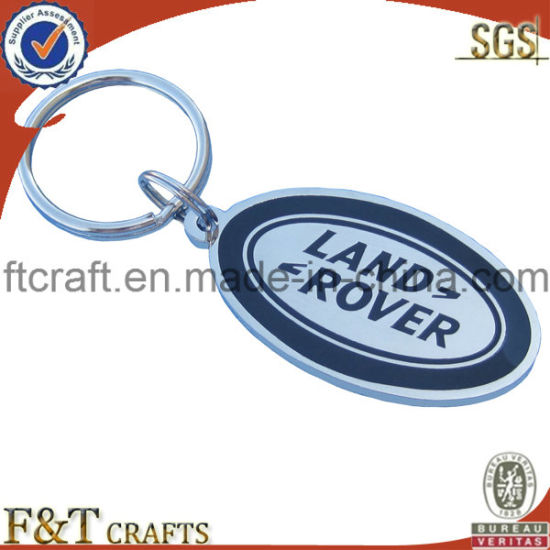 Cheap High Quality Soft Enameled Key Chain pictures & photos