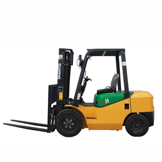Sales Service Provided Manual Forklift pictures & photos