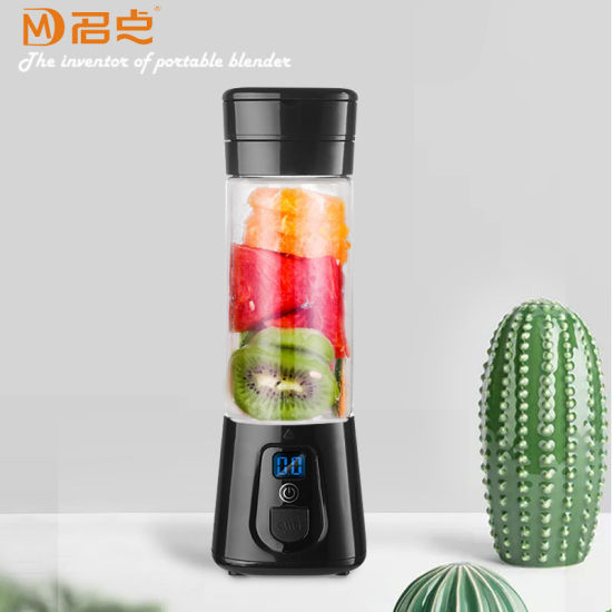Portable Travel Personal Fruit Mini Rechargeable Blender Juicer in Stock