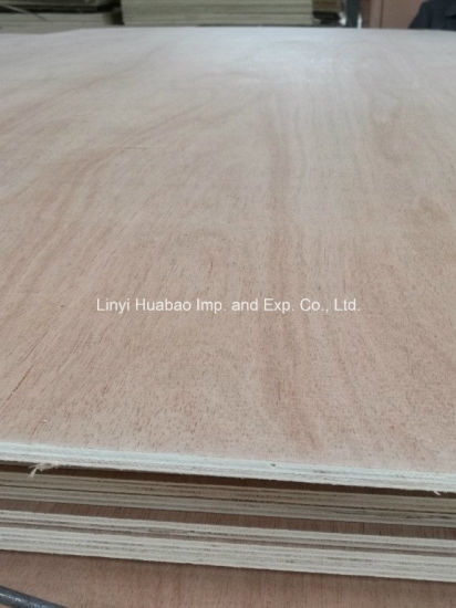 18mm Laminated Plywood for Cabinets E0 Glue Furniture Grade pictures & photos