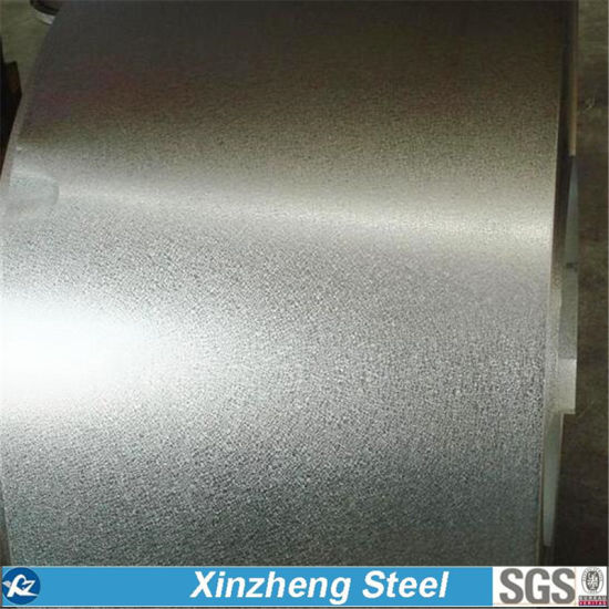China Steel Suppliers Sheet Metal Roofing Sheet Galvalume Steel Coil (0.14mm-0.8mm) pictures & photos