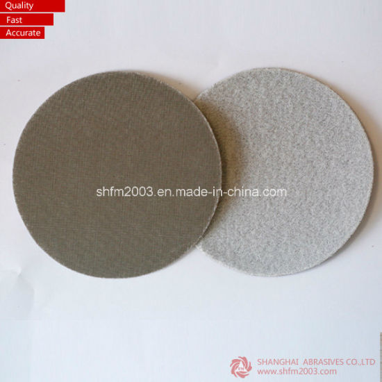150mm, 6 Holes Aluminum Oxide Sand Hook & Loop Discs (High Quality) pictures & photos