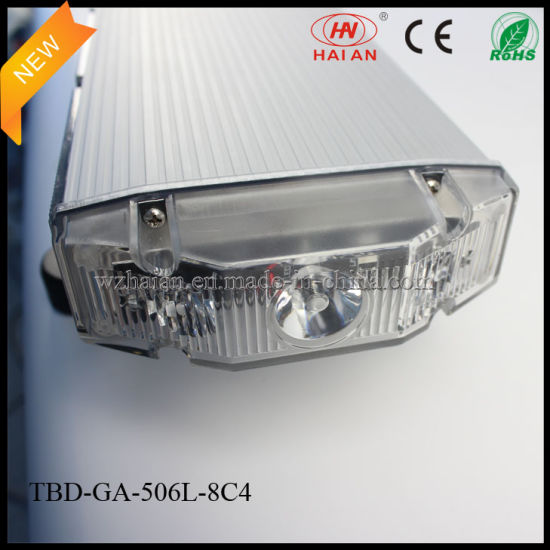 China white color led security lightbar in aluminum dome police open white color led security lightbar in aluminum dome police open street ambulance fire engine lightbar aloadofball Image collections