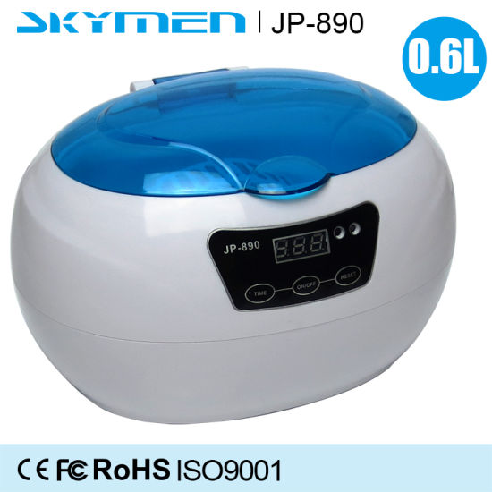 Mini New Design Colorsl Lid 600ml Sunglasses Optical Lens Eyeglasses Ultrasonic Cleaner pictures & photos